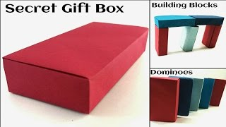 Useful Action Toy Origami-Paper Concealed