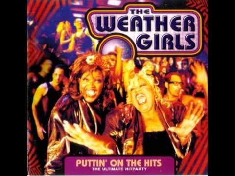 Ain't Gonna Bump No More With No Big Fat Women-The Weather Girls