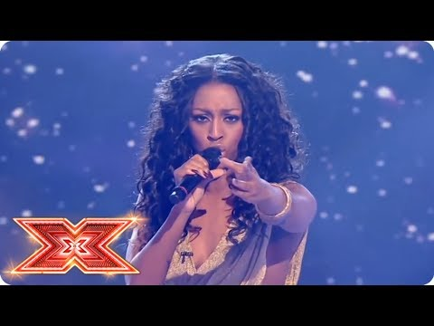 TOP 5: Alexandra Burke performances | The X Factor UK