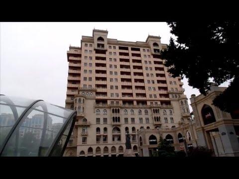 Trade str., Baku. ул. Низами (Торговая)/ул.Самеда Вургуна.