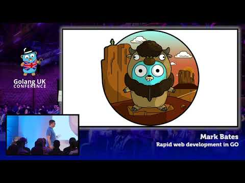 Golang UK Conference 2017   Mark Bates - Buffalo: Rapid Web Development in Go