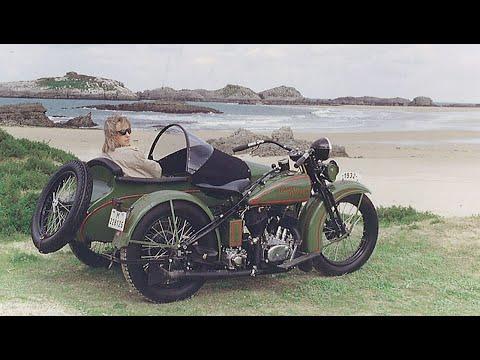 Harley-Davidson VL 1932