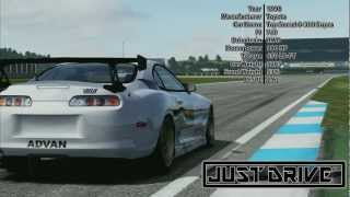 Sounds of Forza 4 - Episode 12 (ALL Unicorn Special) - (1080p HD)