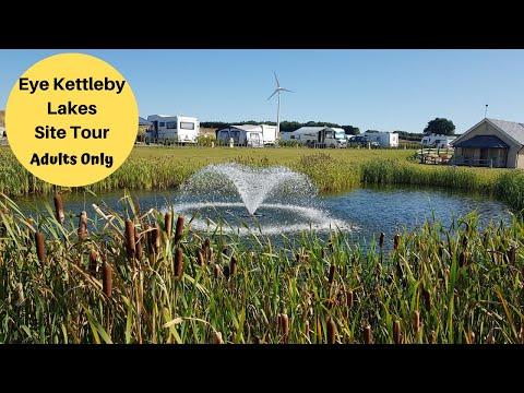 Eye Kettleby Lakes Site Tour