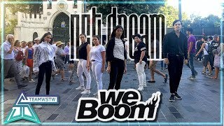 [KPOP IN PUBLIC TURKEY] NCT DREAM - BOOM Dance Cover [TEAMWSTW]