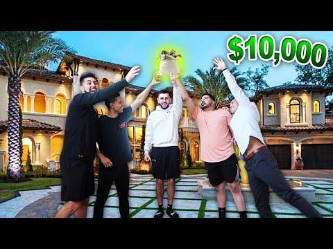 INSANE $10,000 TREASURE HUNT! *WINNER GOES CRAZY*