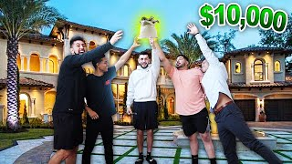 INSANE $10,000 TREASURE HUNT! *WINNER GOES CRAZY*