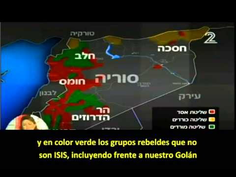 Canal 2 Israel - Assad puede caer en cuestión de horas y de golpe