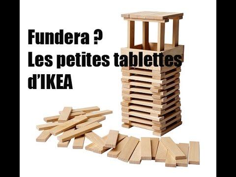 Petites plaquettes en bois jouet ikea youtube for Petites baignoires ikea
