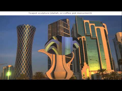 Beauty of Doha - Qatar (HD1080p)
