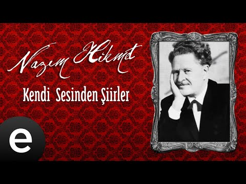 Nazım Hikmet - Karımın İstanbul'dan Yazdığı Mektup - Official Audio #nazımhikmet