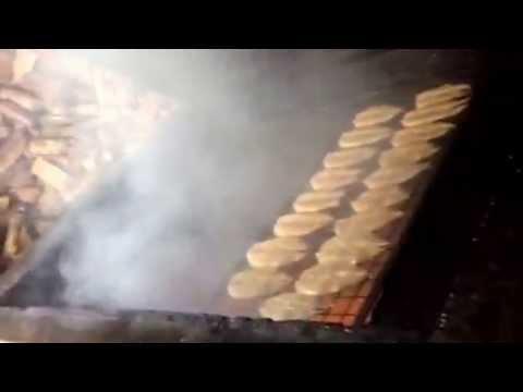 Smokin' Away in Seafood Mecca Arbroath Scotland