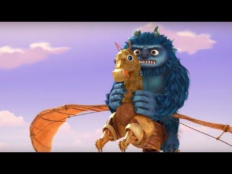 Шахерезада - Нерассказанные истории - Механическая лошадь – мультфильм для девочек