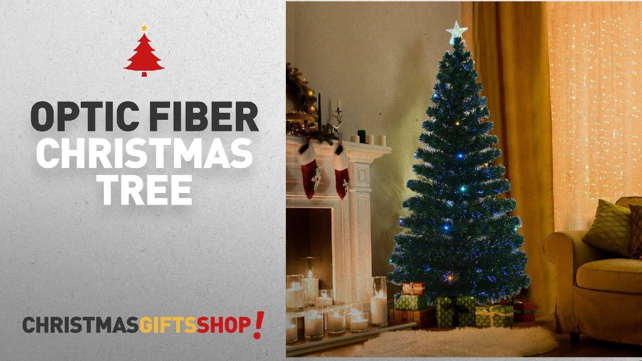 Most Popular Optic Fiber Christmas Tree: 6' Fiber Optic W