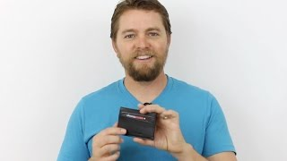 card holder wallet review alpine swiss super slim
