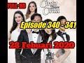 Cinta Karna Cinta 28 Febuari 2020 Episode 340 - 341 MP3