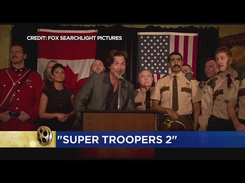 Rusty Review: 'Super Troopers 2' & 'I Feel Pretty'