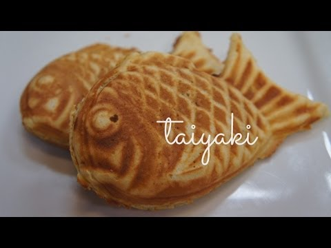 How To Make Taiyaki Ft. Runnyrunny999