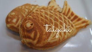 How to Make Taiyaki ft. Runnyrunny999