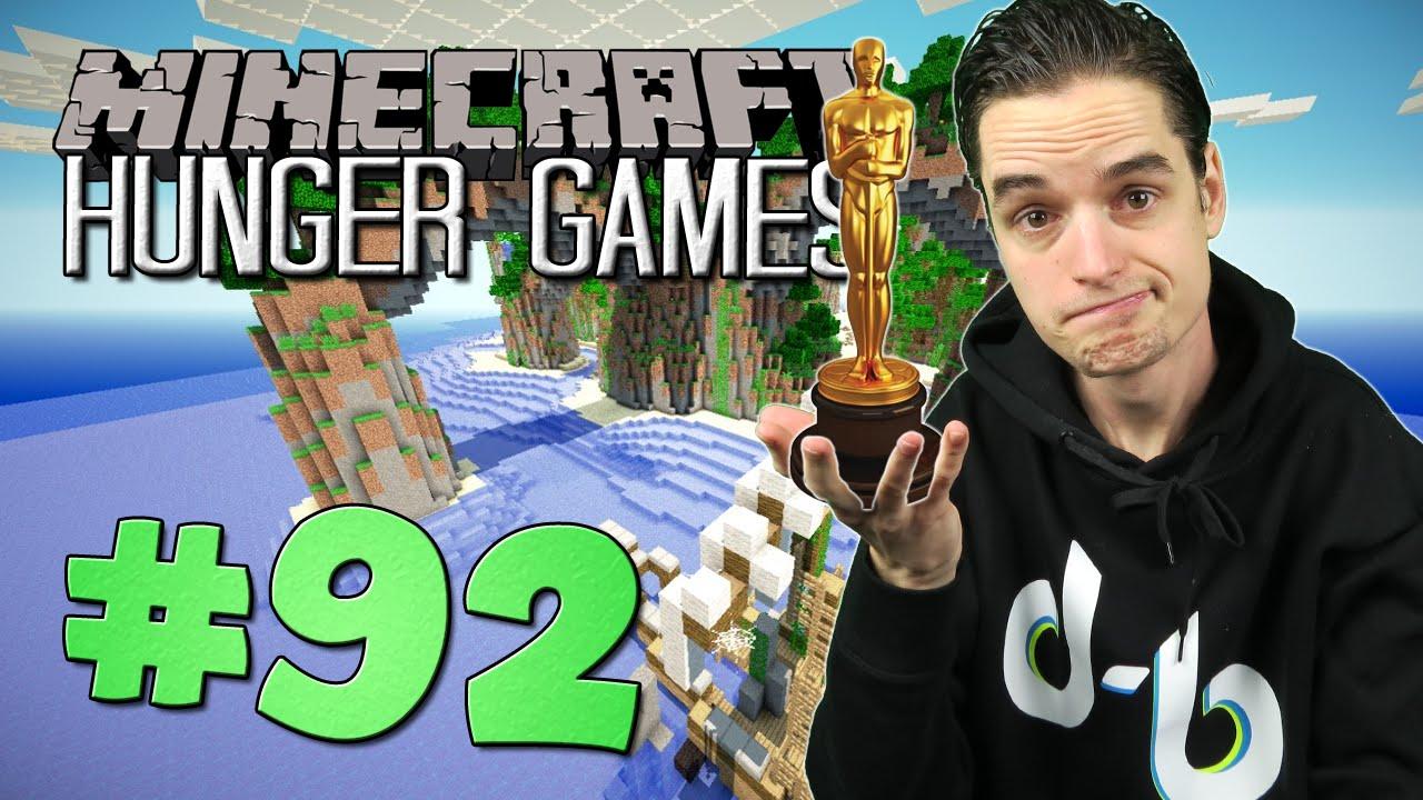 En De Oscar Gaat Naar Minecraft Hunger Games