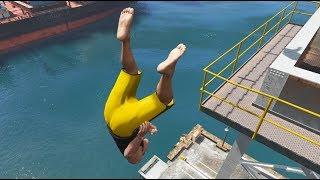 GTA 5 CRAZY Life Compilation #4 (Grand Theft Auto V Gameplay Funny Moments)
