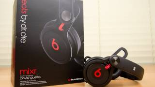 Beats by Dr. Dre Mixr Unboxing and First Look