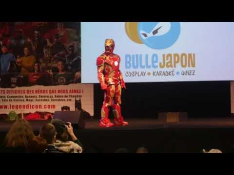 related image - Paris Manga 22 - NCC American Session Samedi - 08 - Ironman