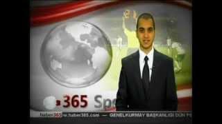 8 ARALIK YUNUS EMRE YEŞİL SPOR HABERLERİ 365 TV
