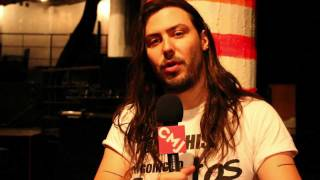 The Andrew WK Guide to CMJ