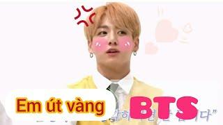 [BTS funny moments #5] Em út vàng nhà BTS =]]]