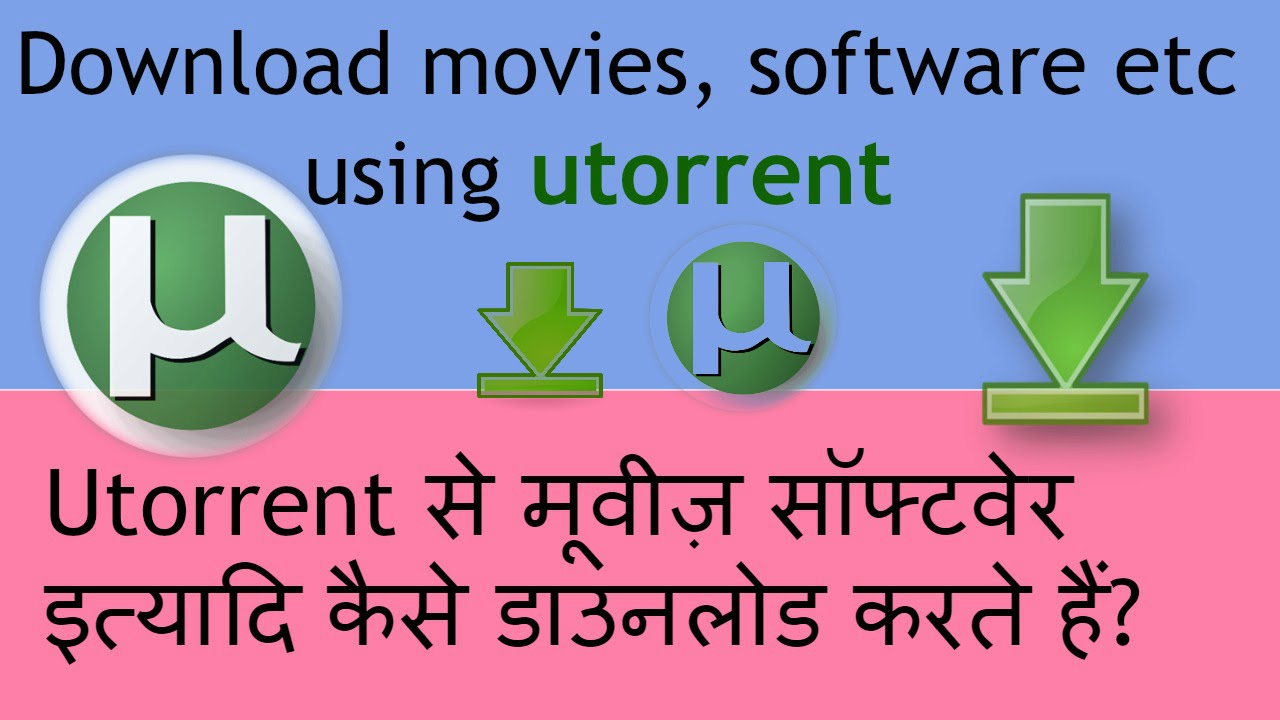 how to use utorrent 3.5