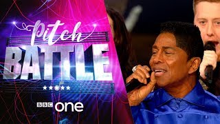 I'll Be There: Sgarmes ft Jermaine Jackson - Pitch Battle: Live Final | BBC One