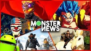 Elder Scrolls Blades, Payday, Fortnite 8.20 apk, ARK, Dragon Ball + Noticias Juegos Nuevos Android