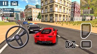 Crime Car Driving Simulator Ep7 - IOS Android gameplayplay