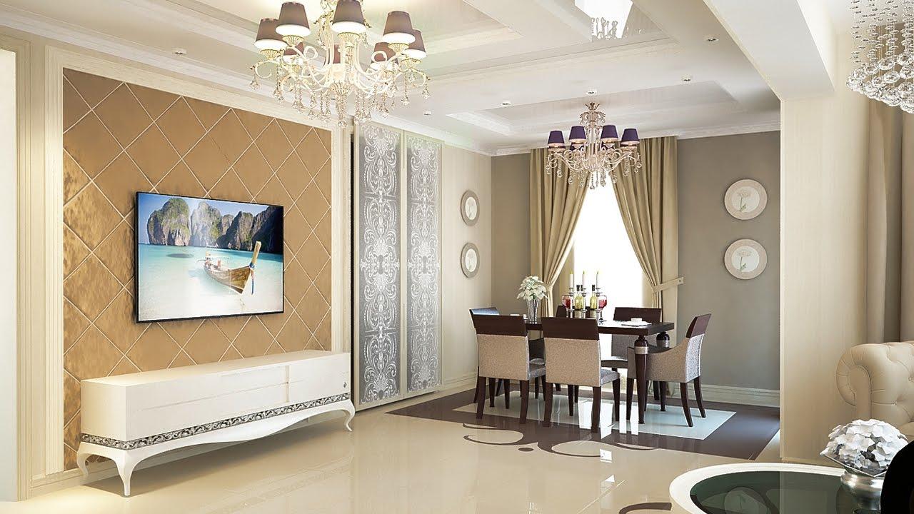 Дизайн интерьера дома 100 кв.м.