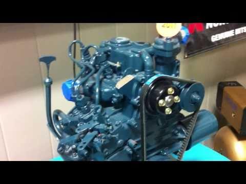 Smallest Kubota Diesel Engine Made
