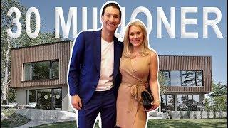 Isabella Löwengrips nya hus för 30 miljoner!! –Vlog