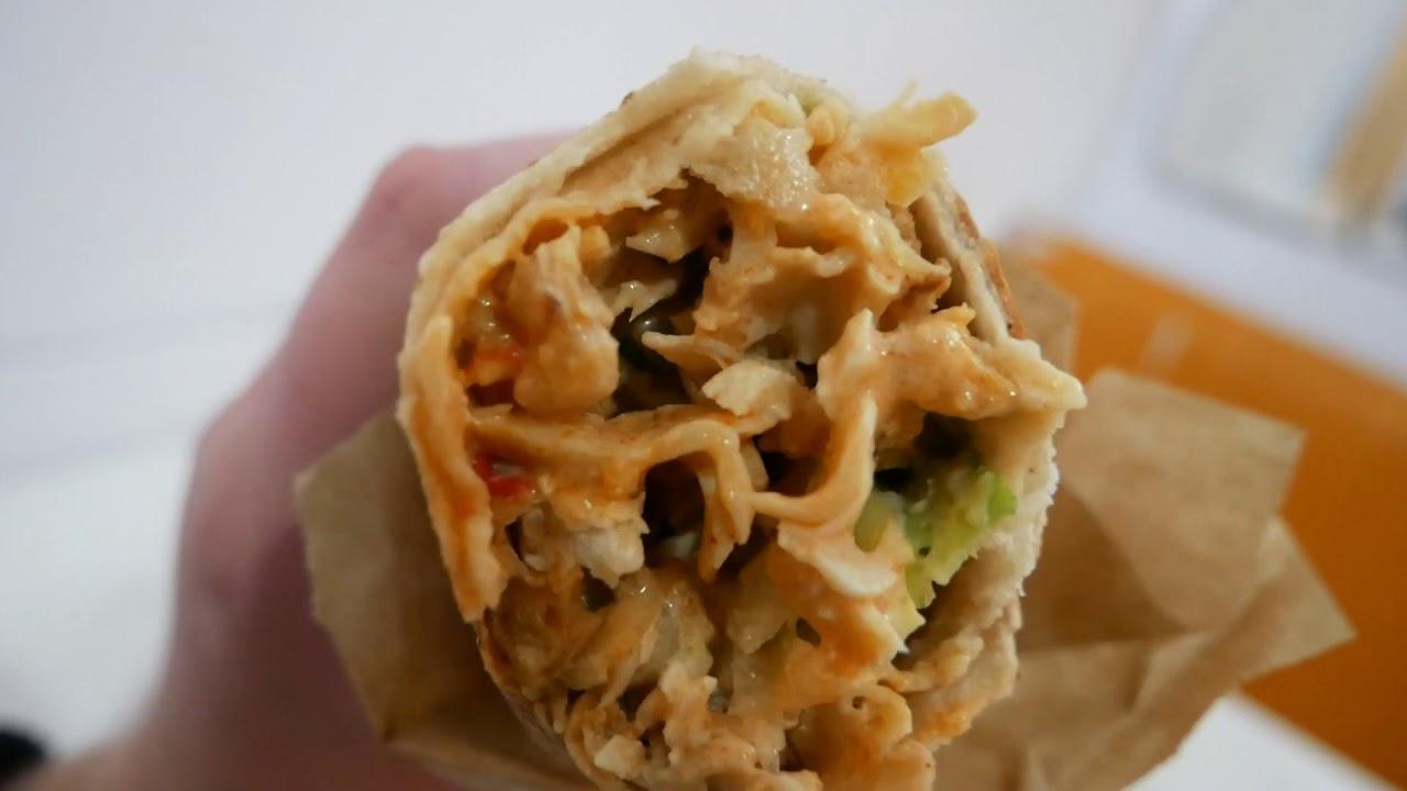 Słabiutka ta tortilla, słabiutka || Kebson W / EMBER WROCŁAW