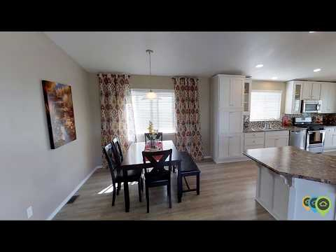 3D Home Tour - Manufacturedhomes.com - Skyline Homes - Amber Cove K734 CT