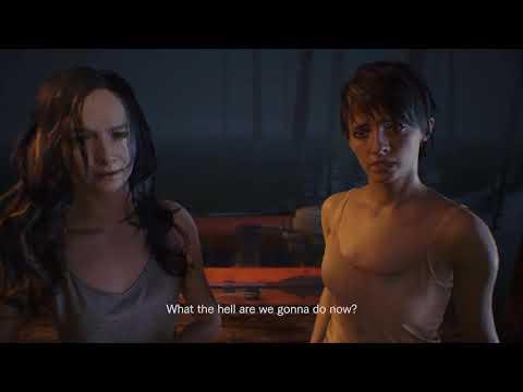 Resident Evil 7 : biohazard  -  Coup de main à Zoe Baker