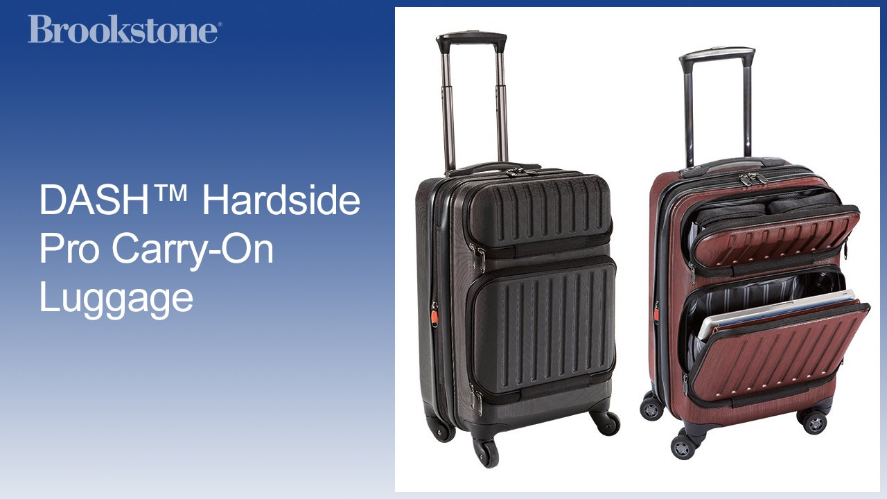 Premise 75 Vs I Maxx Pro: DASH™ Hardside Pro Carry-On Luggage