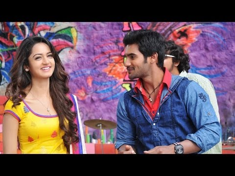 Pyar Mein Padipoyane Movie Title Promo 30 Promo Song -  Aadhi,Saanvi
