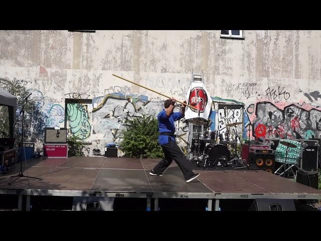 23. Choriner Straßenfest - Kata Shin Tai Sho no Bo