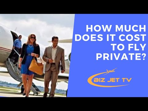 How Much Does it Cost to Fly Private?