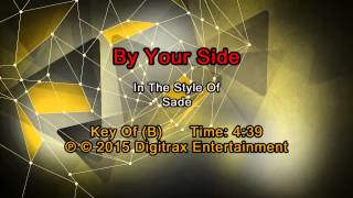 Sade - By Your Side (Backing Track)