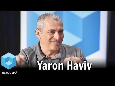 Yaron Haviv, iguazio- BigData SV 2017 - #BigDataSV - #theCUBE