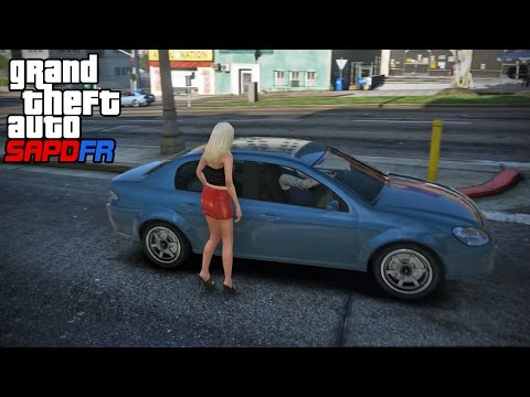 GTA SAPDFR - DOJ 16 - Prostitution Sting...