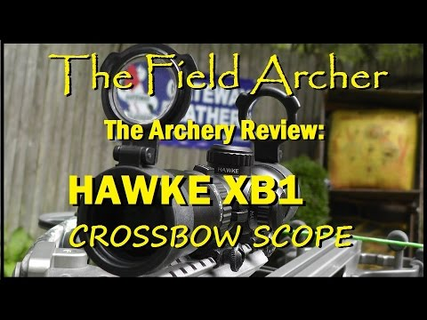The Archery Review: Hawke XB1 SR Crossbow Scope