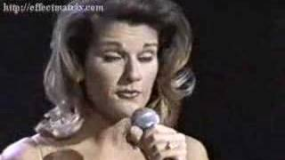 Anne Murray & Celine Dion - When I fall in love (live) MTV