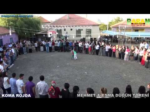 KOMA ROJDA  Konya Kulu Yazıcayır Halayı 0537 441 20 53